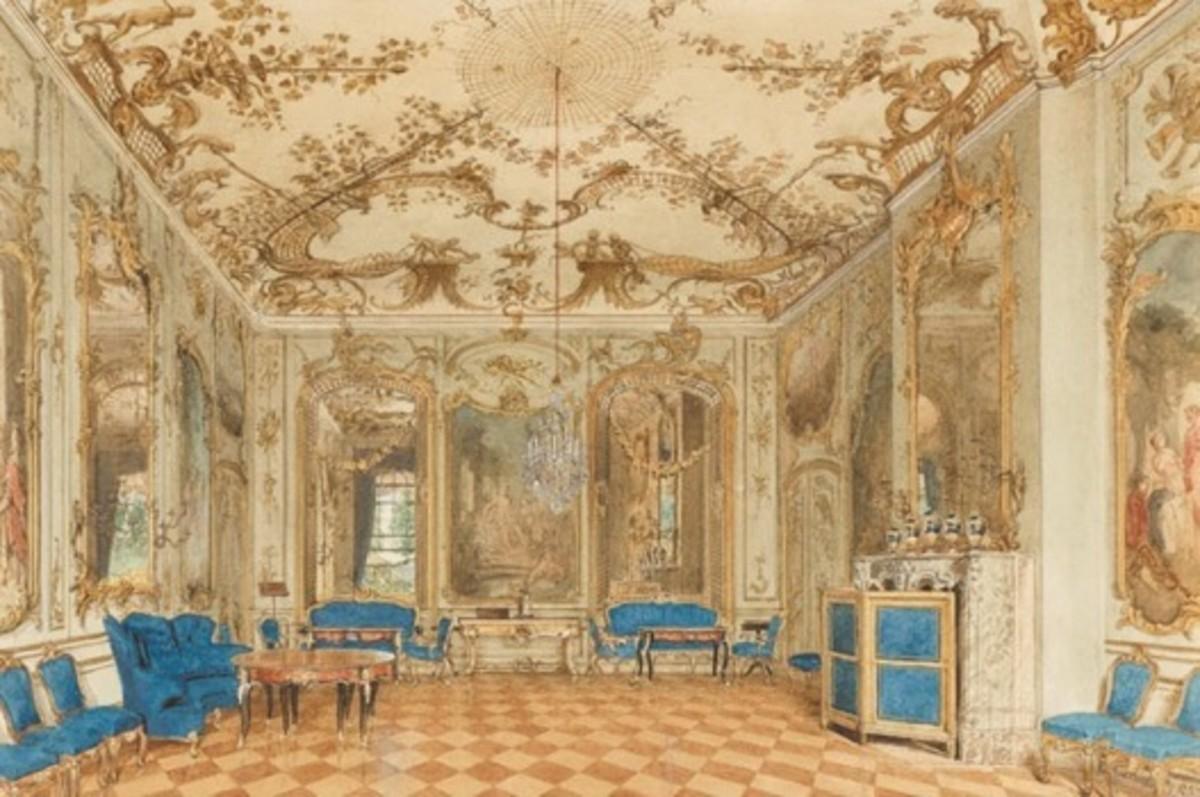 Rococo Vs Baroque In Interior Design HubPages