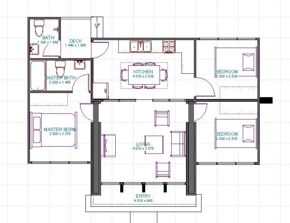 Simple house designs kenya House interior