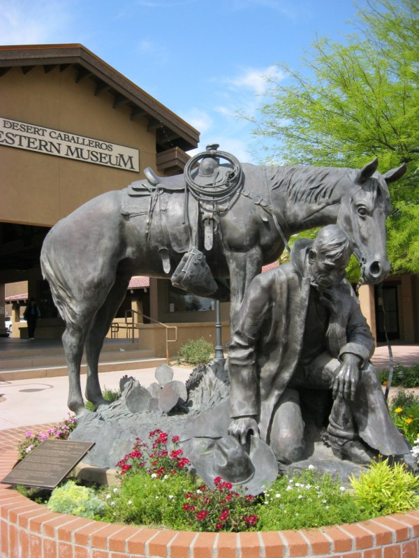 Desert Caballeros Western Art Museum And Cowboy Gear In Wickenburg Arizona Real Deal