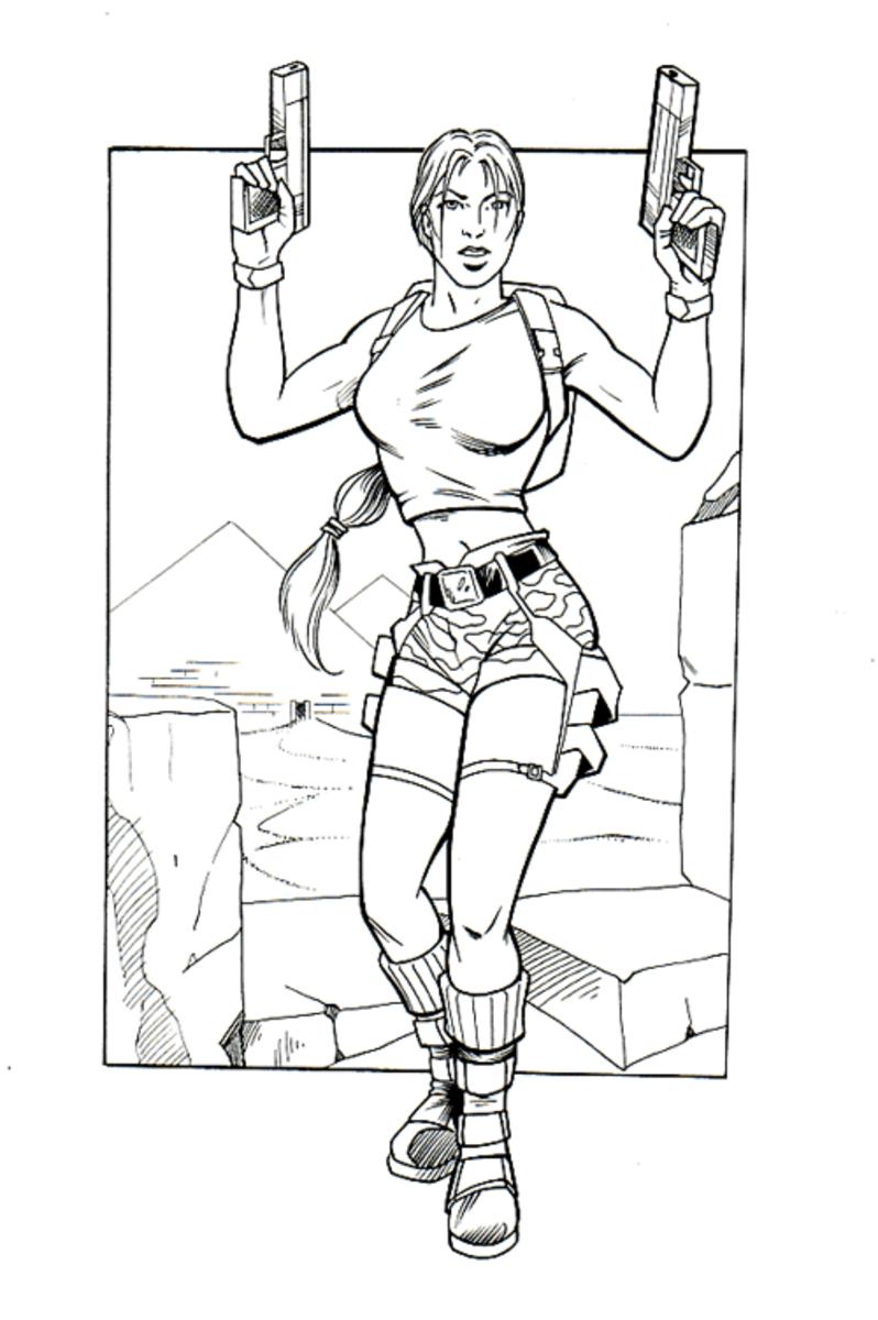 History of Tomb Raider : The Digital Evolution of Lara