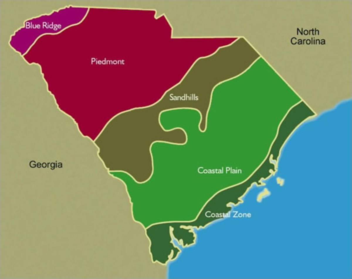 The Top 20 Must See Places In South Carolina