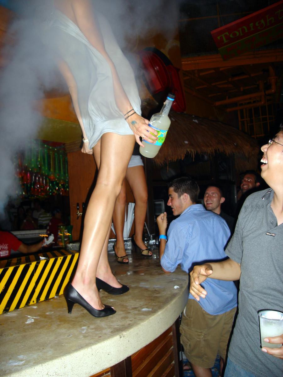 Women in Short Skirts Are Insert Opinion Here  Bellatory