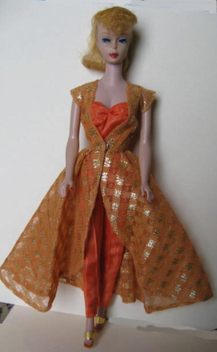Barbie Doll Fashion 19621963  HubPages