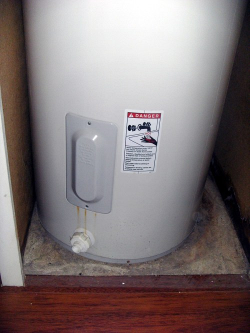 small resolution of water heater repair troubleshoot and replace thermostats and elements dengarden