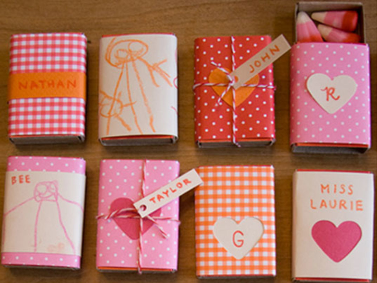 Easy And Cute Handmade Valentines Day Gift Tutorials