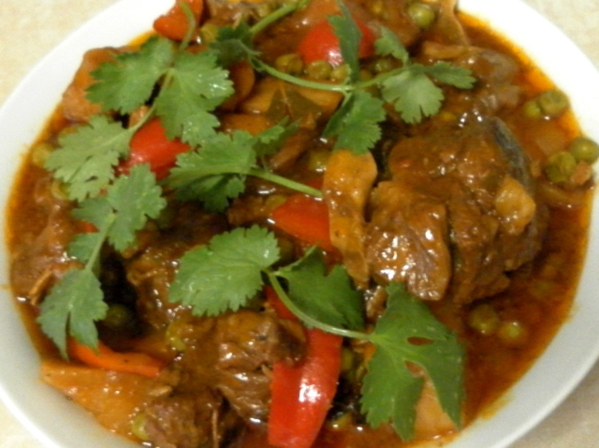 My Best Recipe for Cooking Goat Meat Caldereta  Delishably