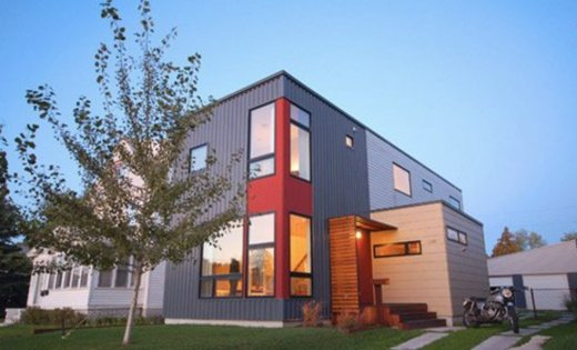 This B Line Medium 001 By Hive Modular Installed In Minneapolis Is A