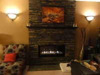 How To Install A Stone Veneer Fireplace Surround | hubpages