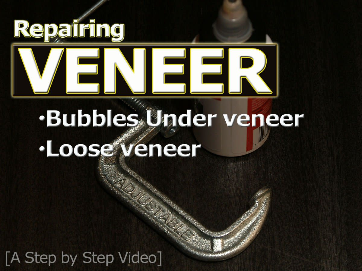 Veneer Repair Tape