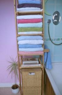 Stylish Storage Ideas For Small Bathrooms