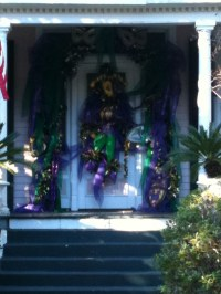 Mardi Gras Door Dcor Ideas | hubpages