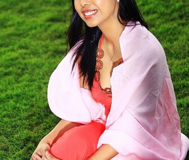 Lovely Filipina Or Filipino Lady