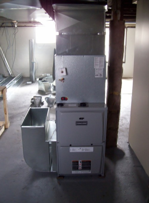 small resolution of hvac the parts of a residential heating and cooling system