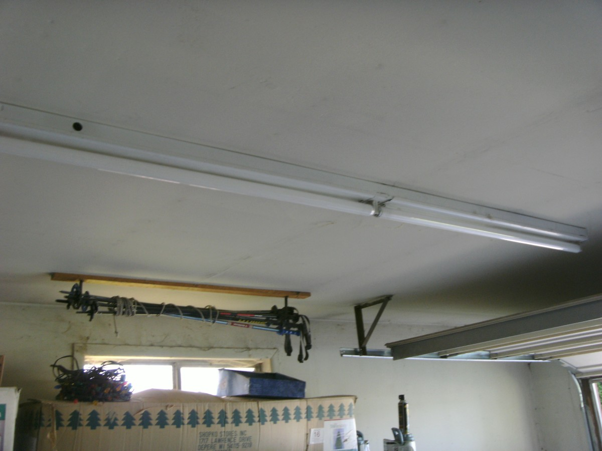 Replacing Ballast Fluorescent Light Fixtures