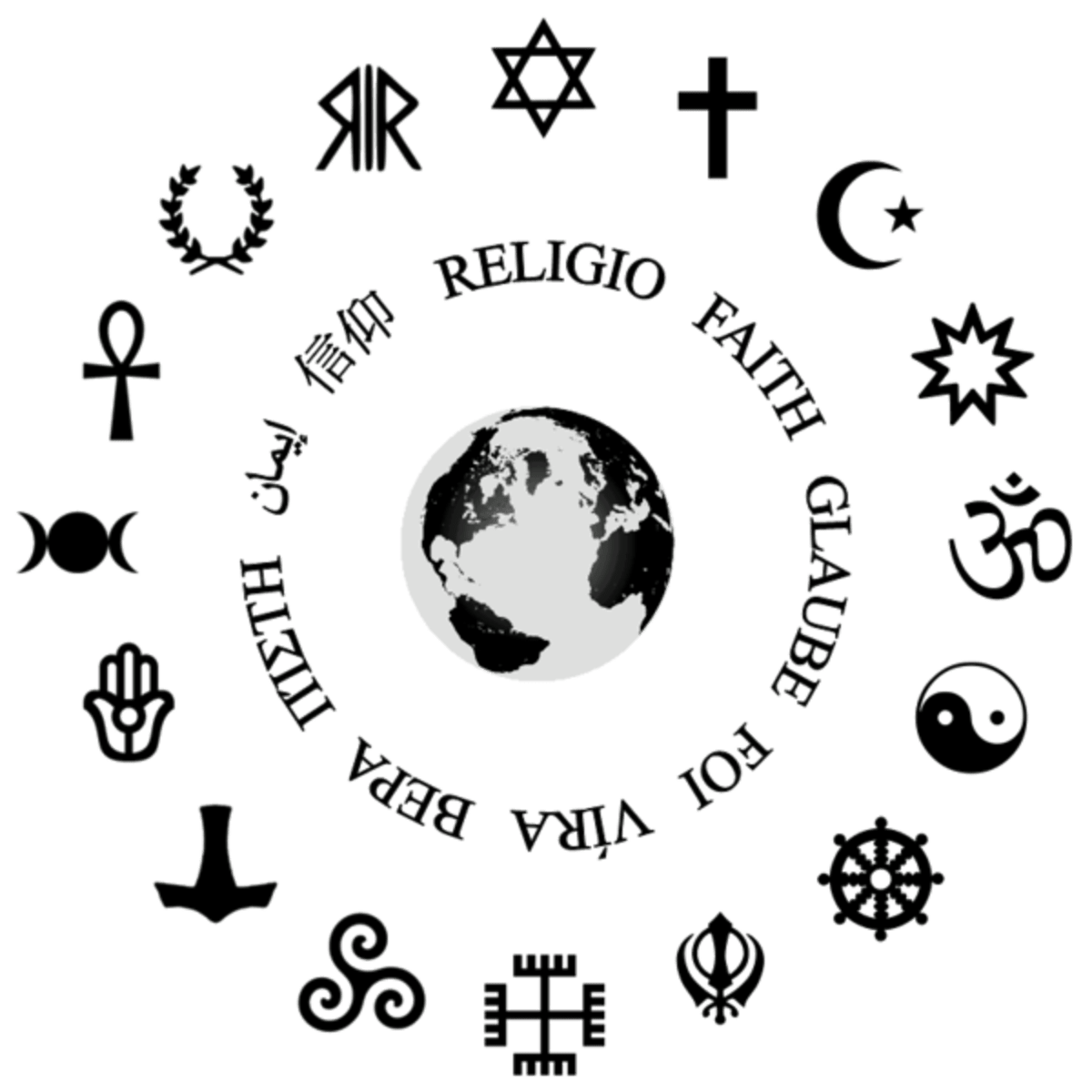 Durkheim and Geertz approaches to religion in society