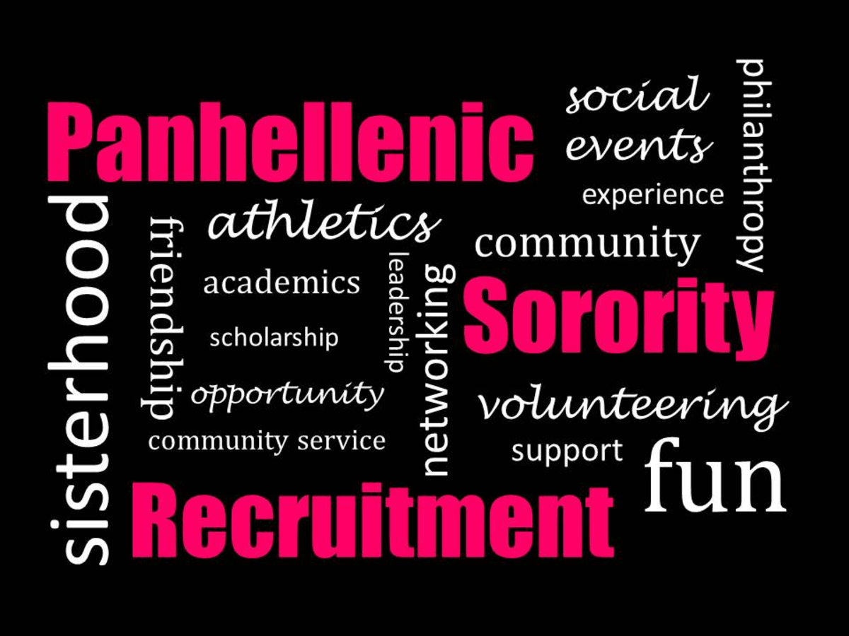 The Sorority Recruitment Cheat Sheet--Top Tips For Sorority Success |  Owlcation
