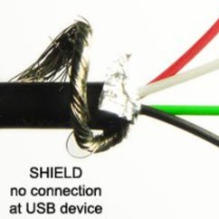 Ps2 Controller To Usb Wiring Diagram Dimmer Switch Uk What Each Colored Wire Inside A Cord Means Turbofuture Color Coded