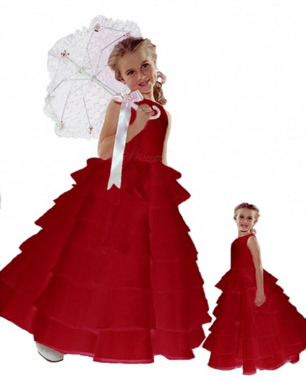 Christmas Holiday Dresses Girls