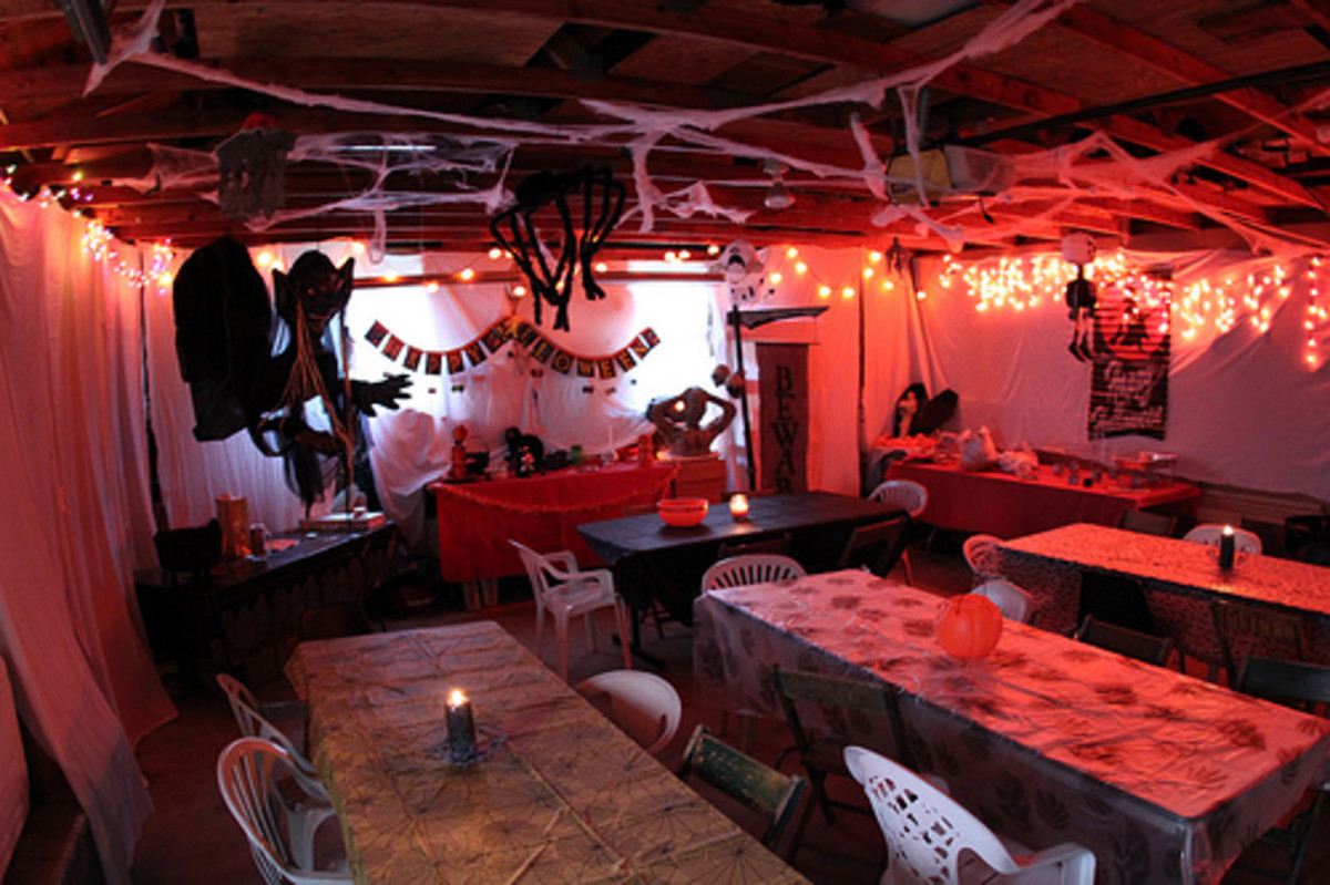 Haunted House Ideas For Garage House And Home Design