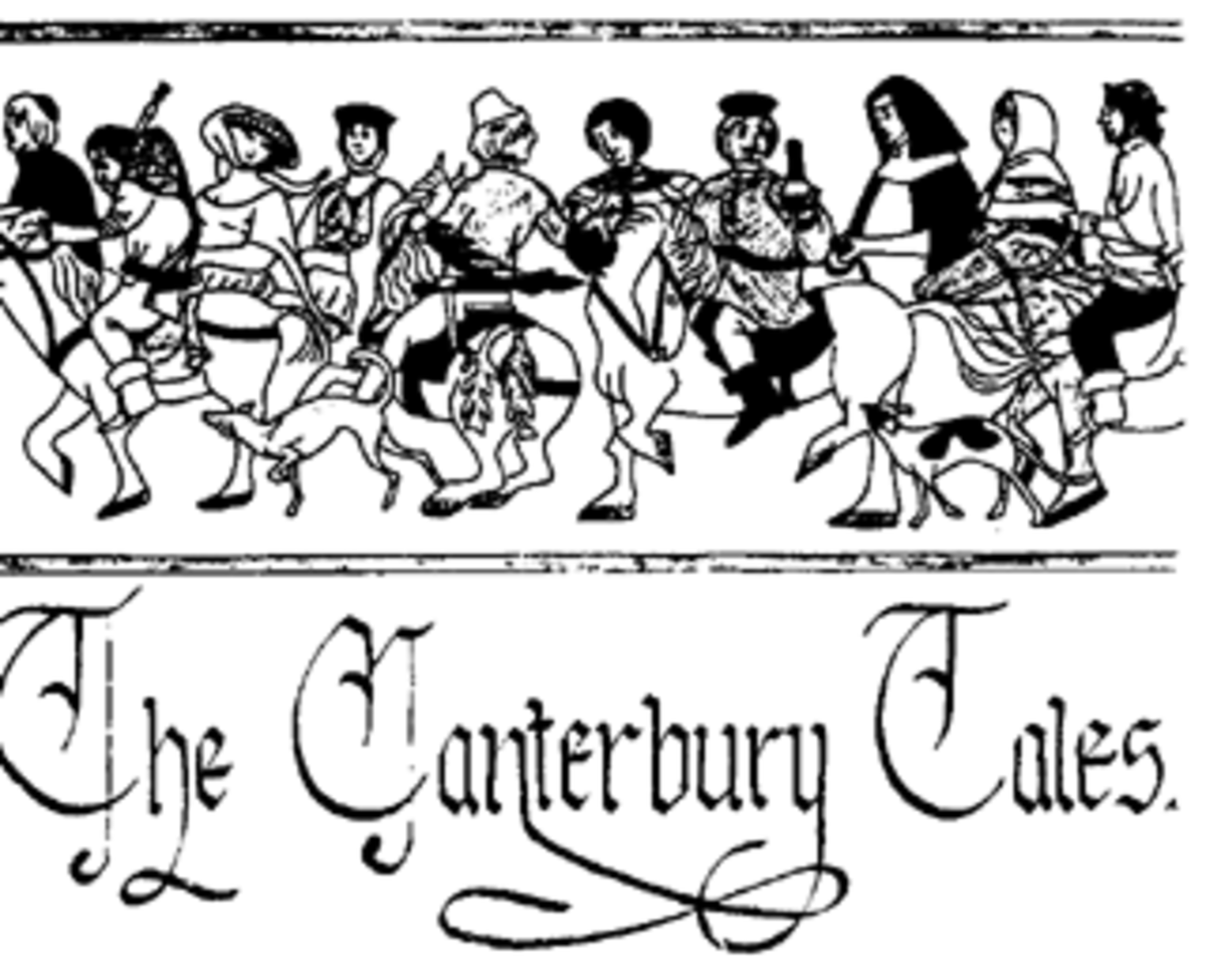 Unit Plan for Teaching Chaucer's The Canterbury Tales