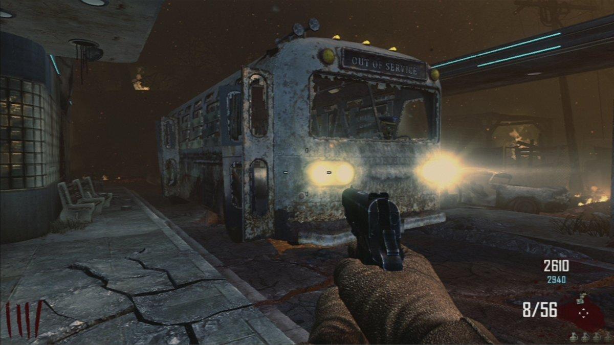 Black Ops Ii Zombie Transit Map