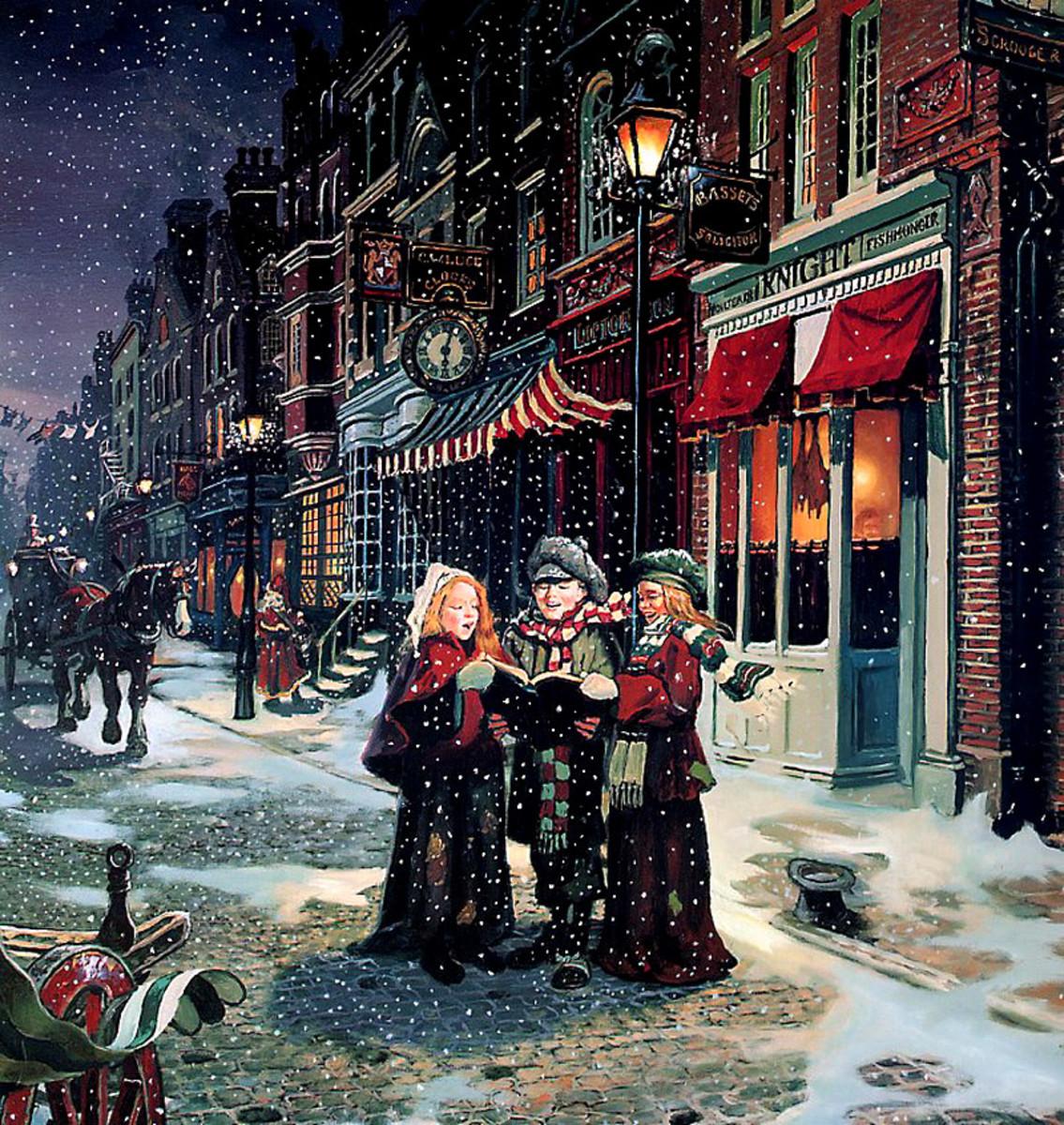 30 Favourite Christmas Carols