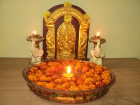 How to Light a Lamp/Deepam with Water and Oil   HubPages