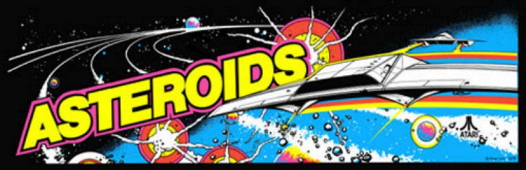 Asteroids by Atari  Classic Arcade Games Reviewed  HubPages