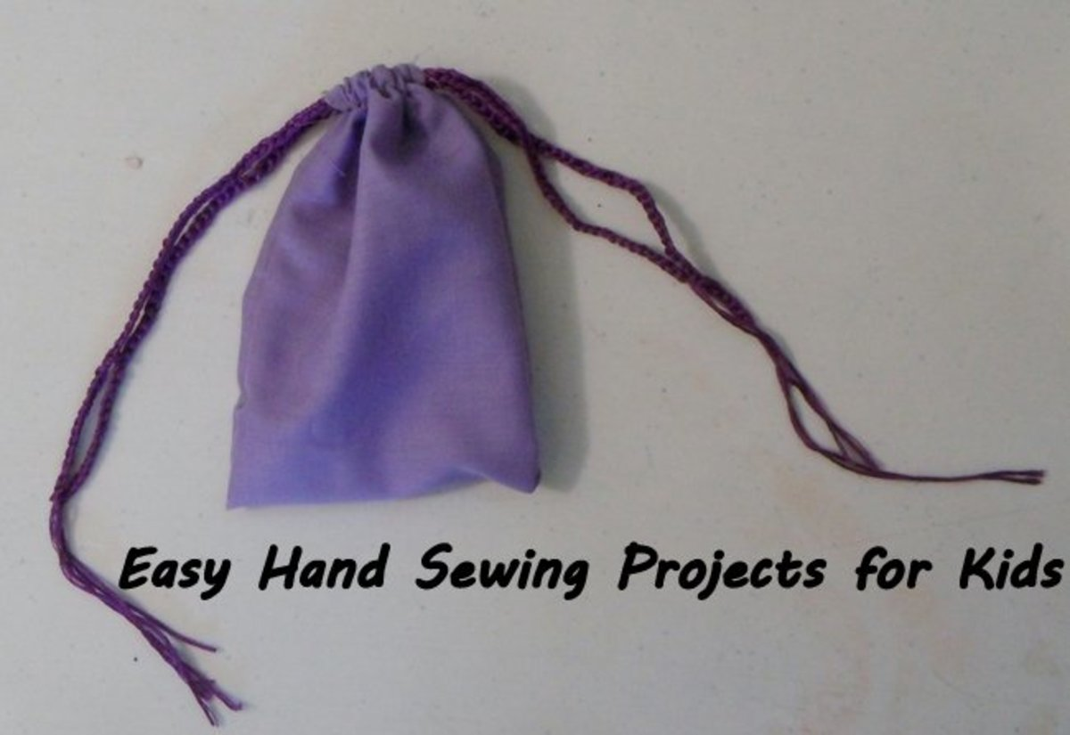 Simple And Easy Hand Sewing Projects For Kids