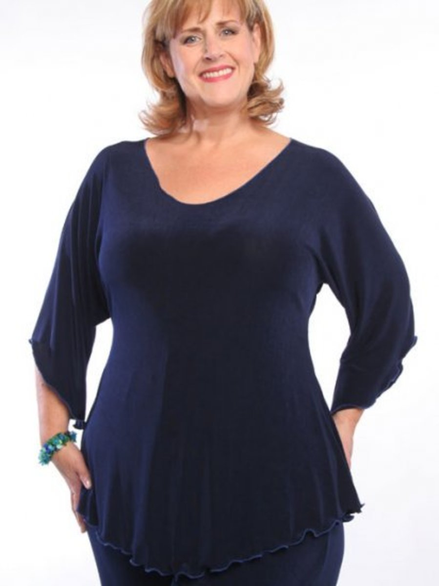 Short, Fat and Mobile: Packing Fashion for Plus Size ...