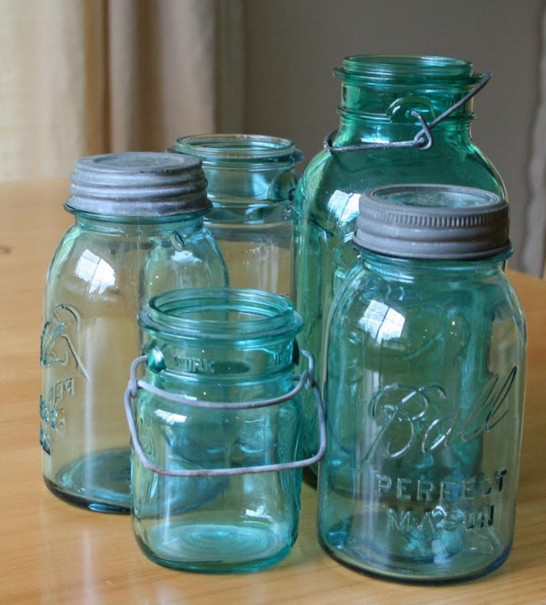 Easy Mason Jar Craft Project Ideas  FeltMagnet