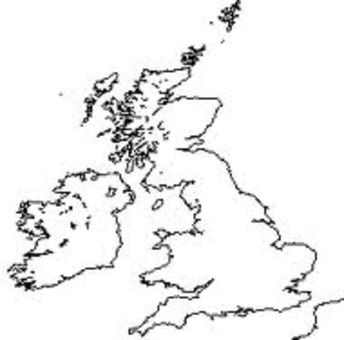 Geography Lesson Plans: The British Isles