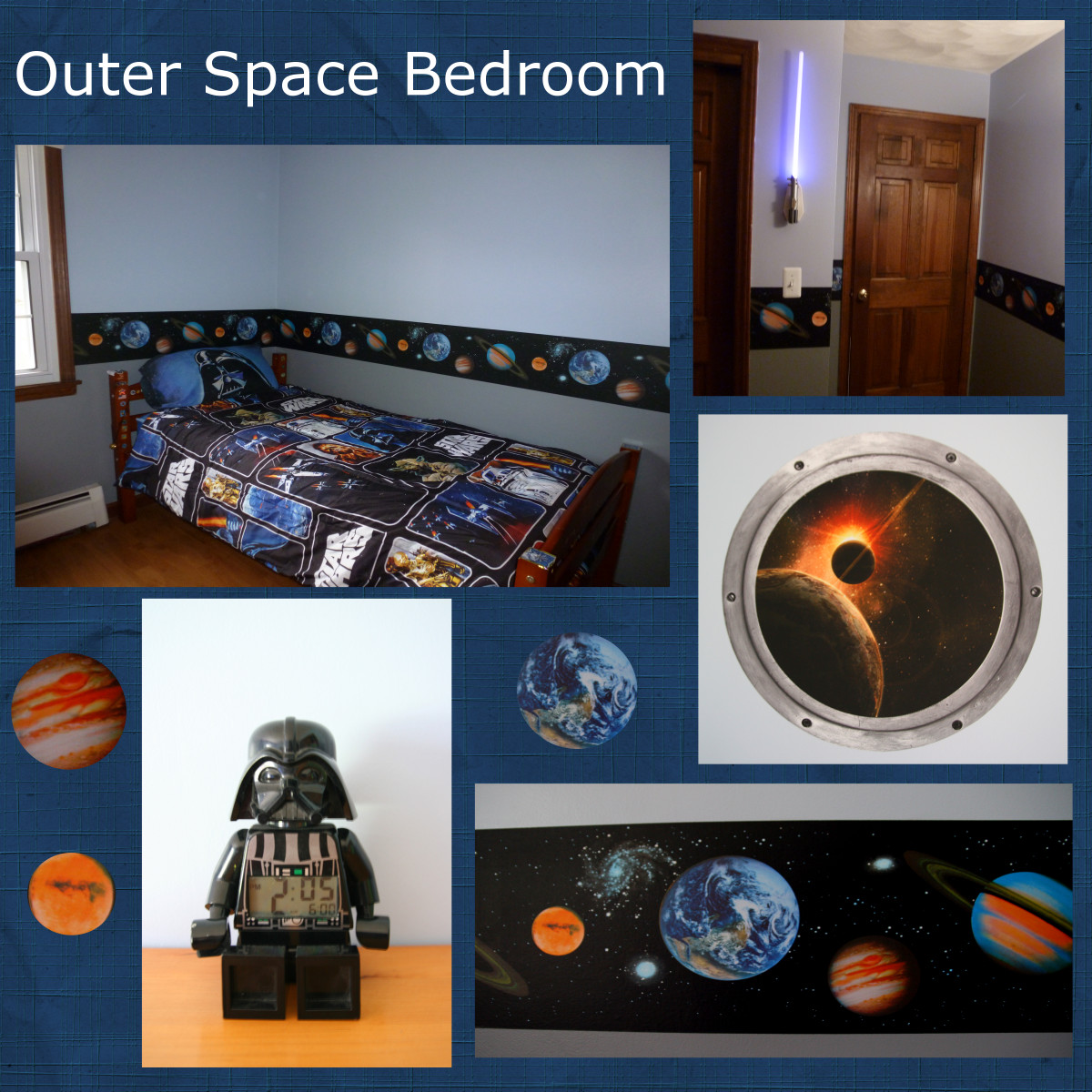 Outer Space Bedroom Decorating Ideas  HubPages