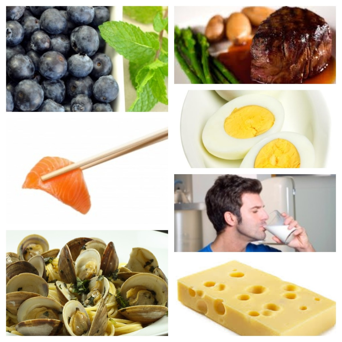 Vitamin B12: Deficiency and Foods With Vitamin B   CalorieBee