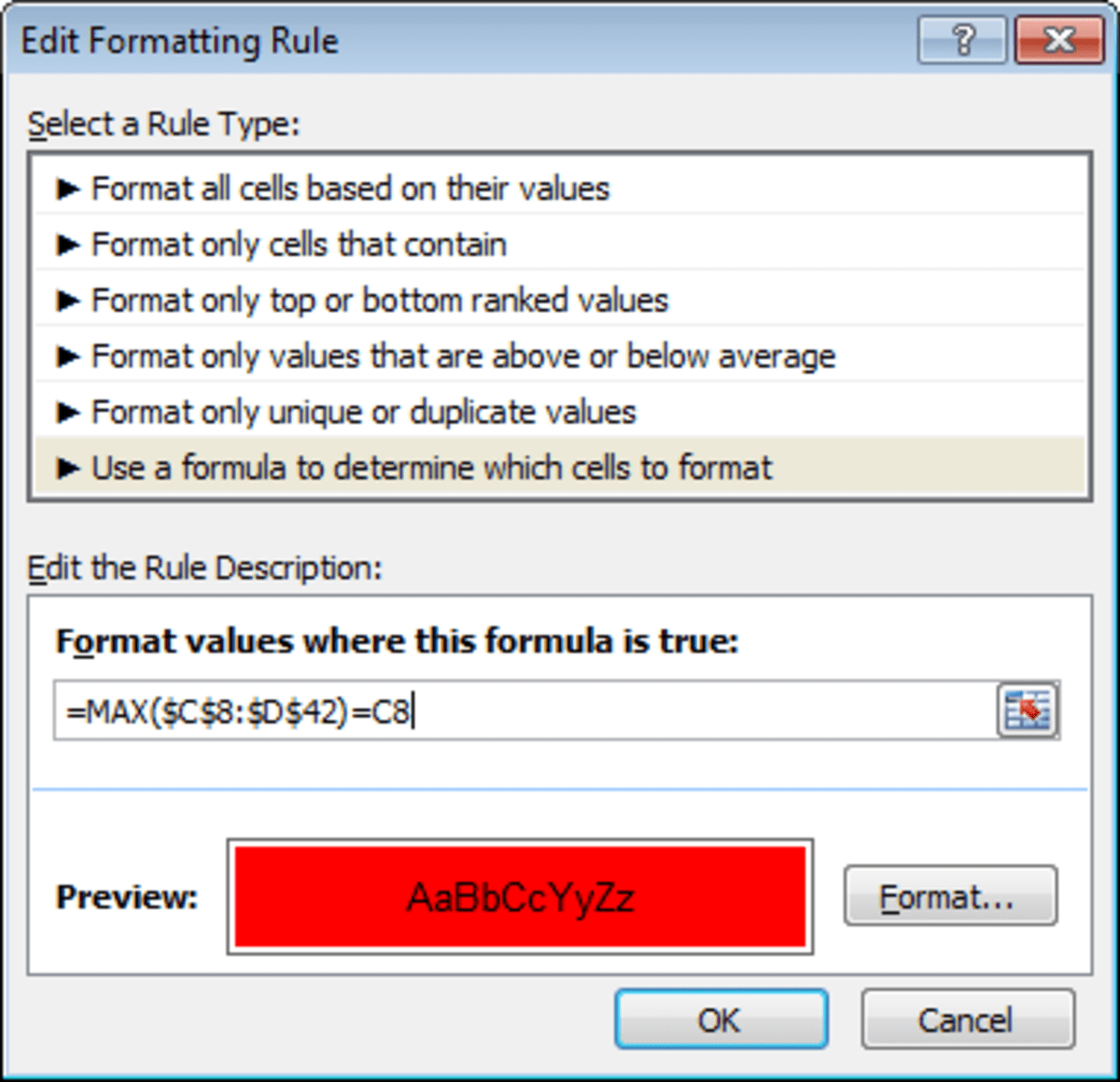 Conditional Formatting In Excel And Excel