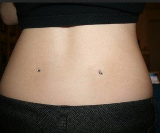 Image result for chest Piercings