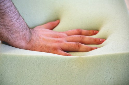 Memory Foam Molds To The Body Like A Snuggle