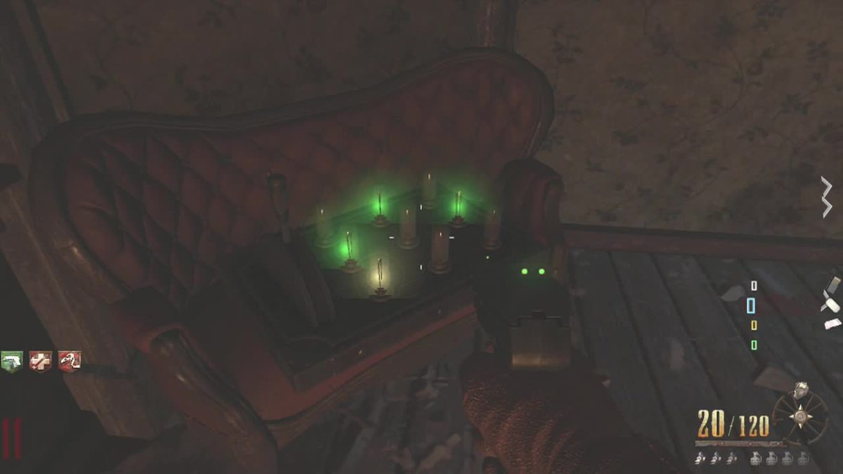 The Bells in Buried Easter Egg Step  Call of Duty