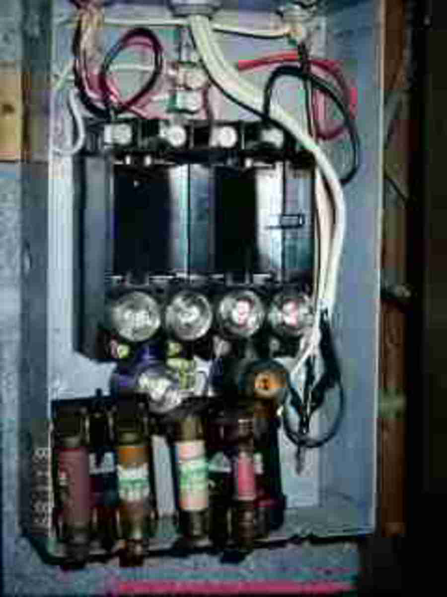 electric baseboard heat wiring diagram parts of an insect choosing electrical panels | dengarden