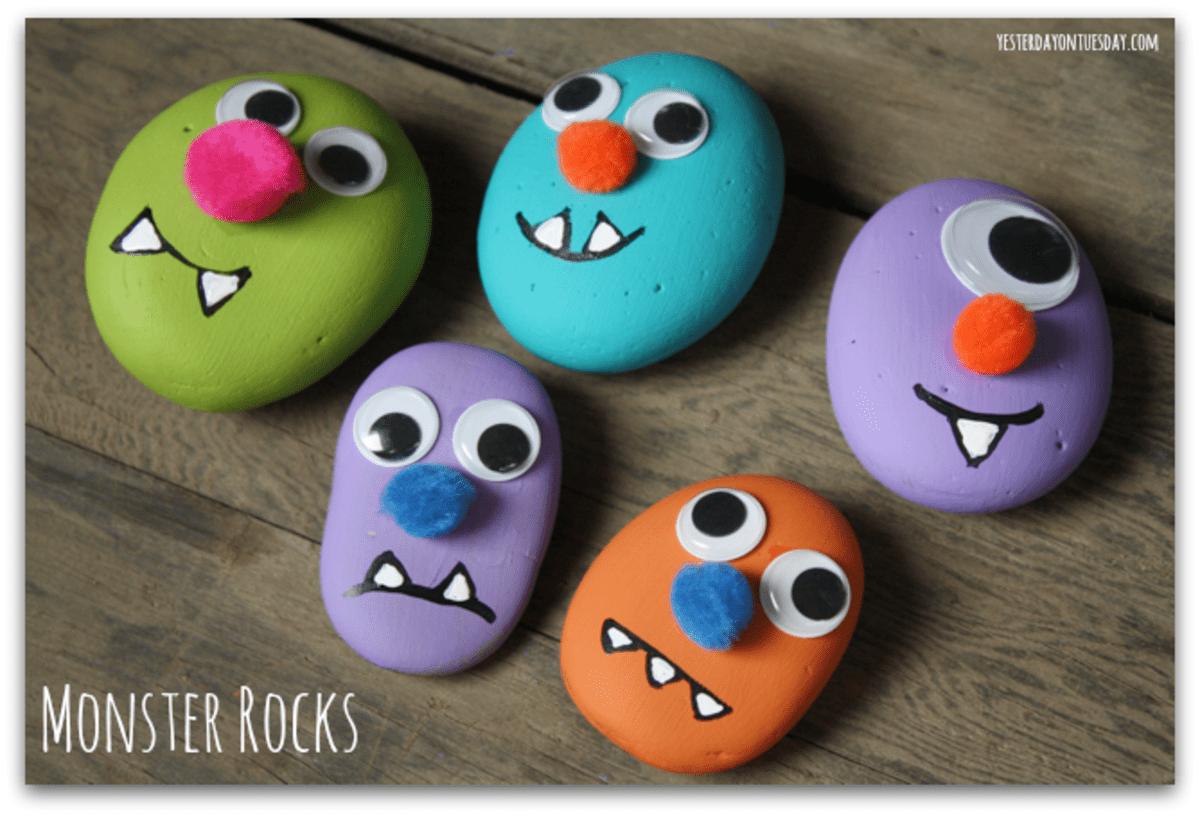 fun halloween crafts to