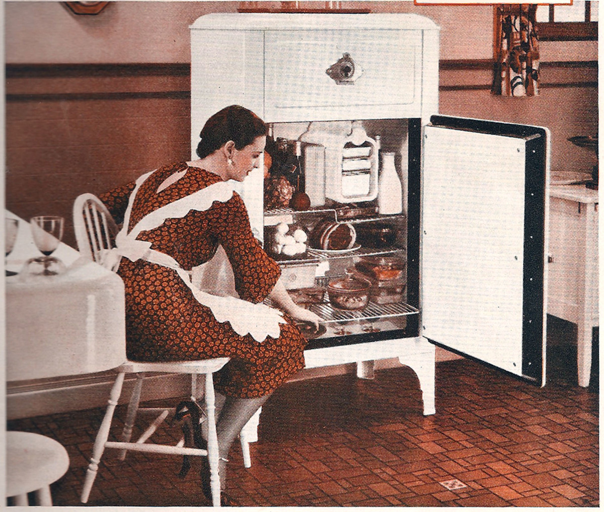 hight resolution of vintage kitchen appliances of the 1930s