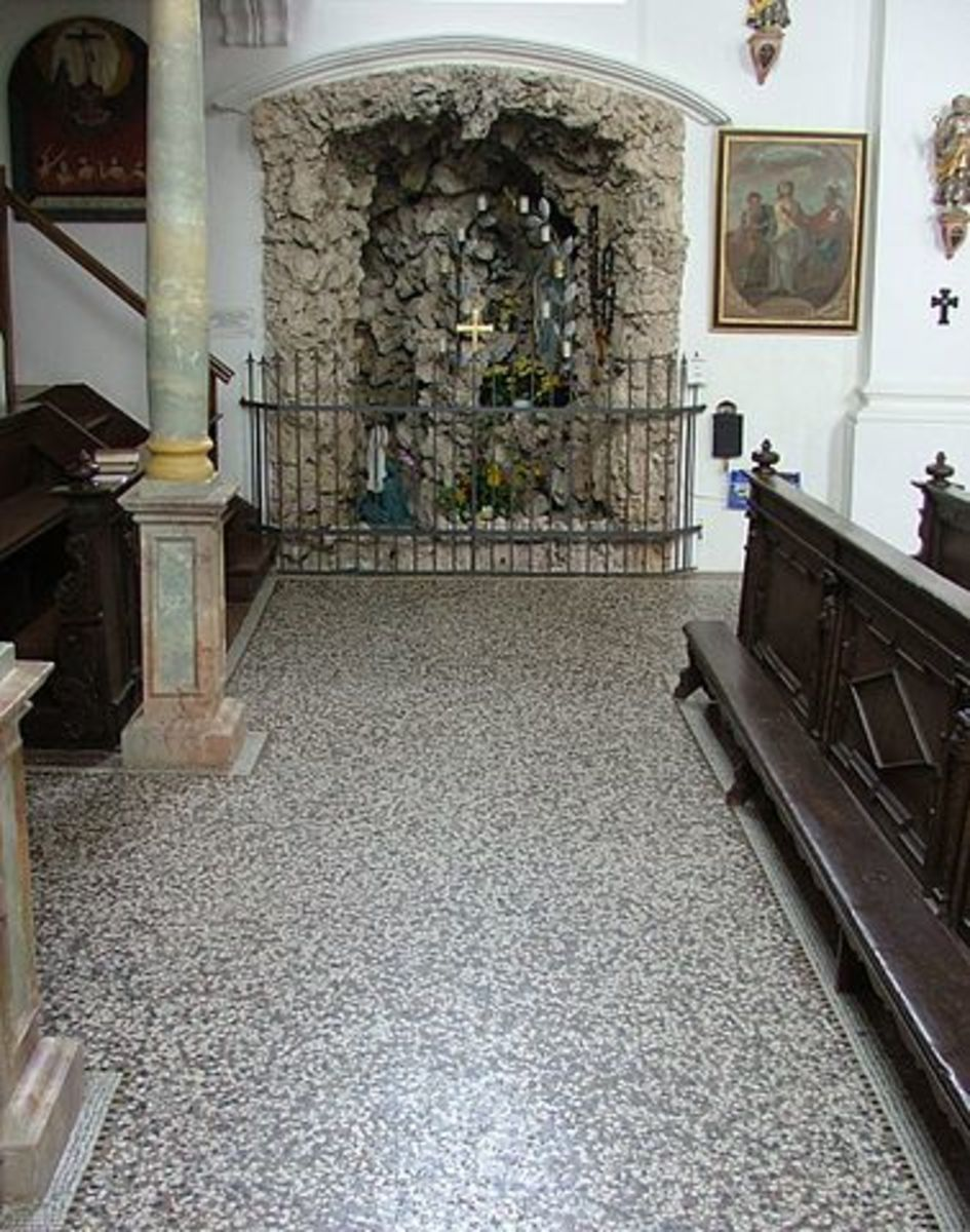 A Fabulous New Floor Could Be Hiding Right Underfoot When