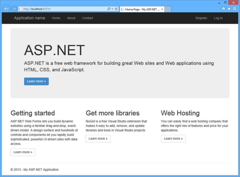 The default Twitter Bootstrap site is mobile responsive, but has a very boring look.