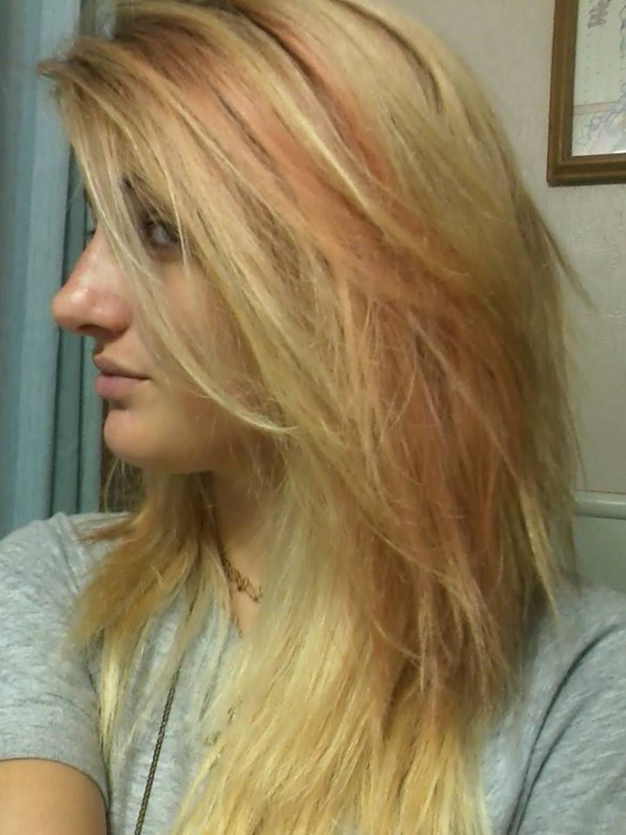 DIY Hair How To Take Care Of Bleached Hair Bellatory