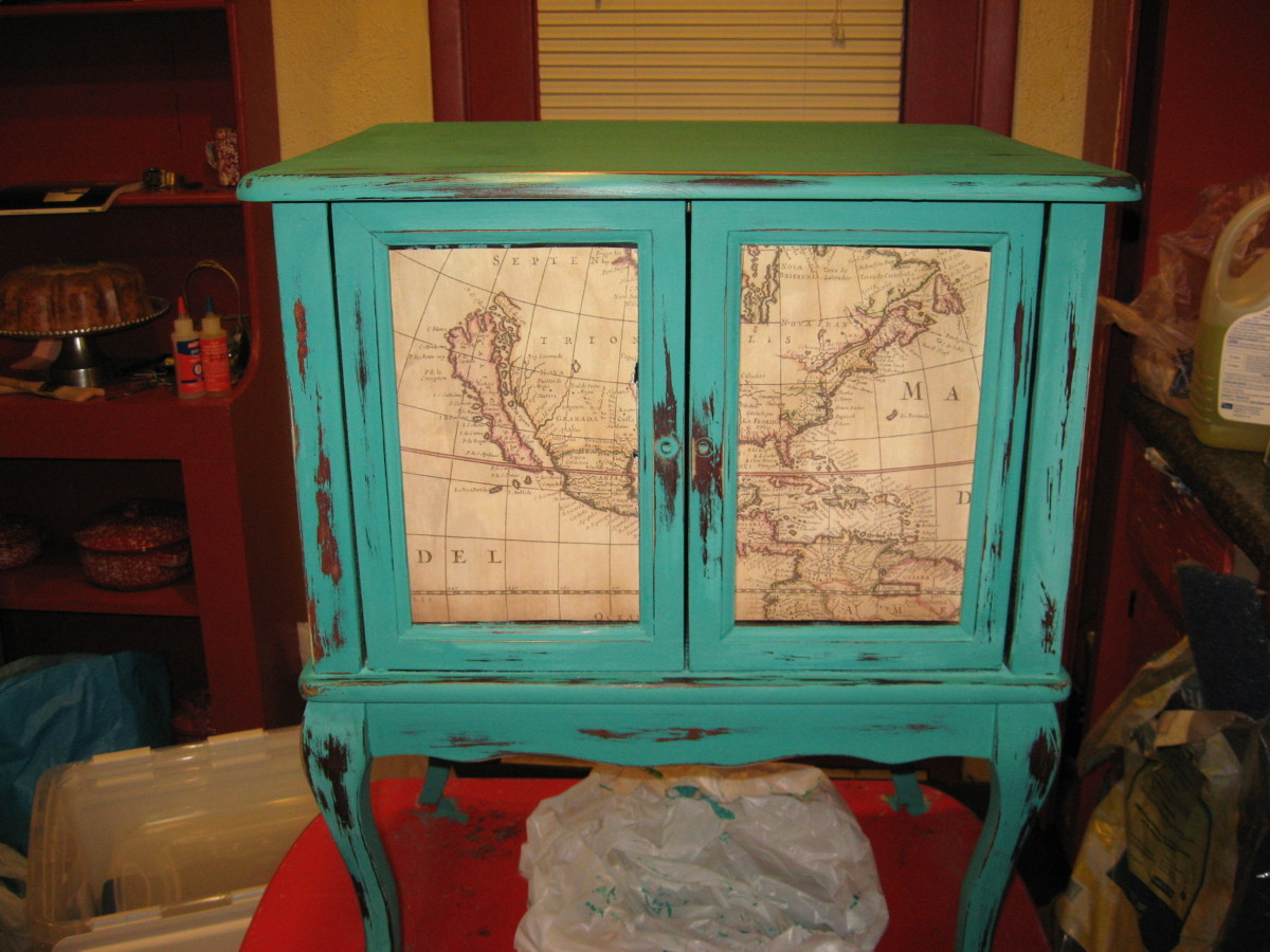 chalk paint furniture for