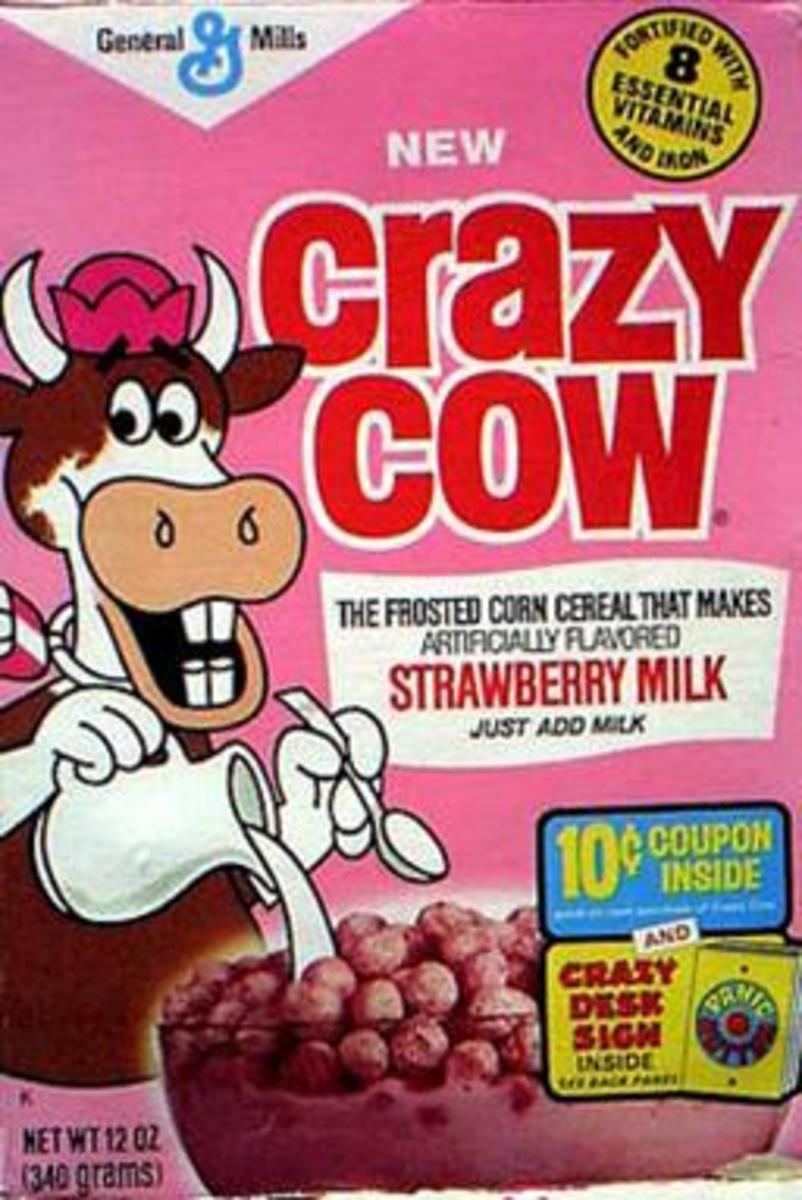 breakfast cereal favorites of