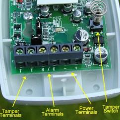 Wiring Diagram For Power Window Switches 2004 Impala Exhaust System How Do I Fix My Burglar Alarm? — Top Tips | Dengarden