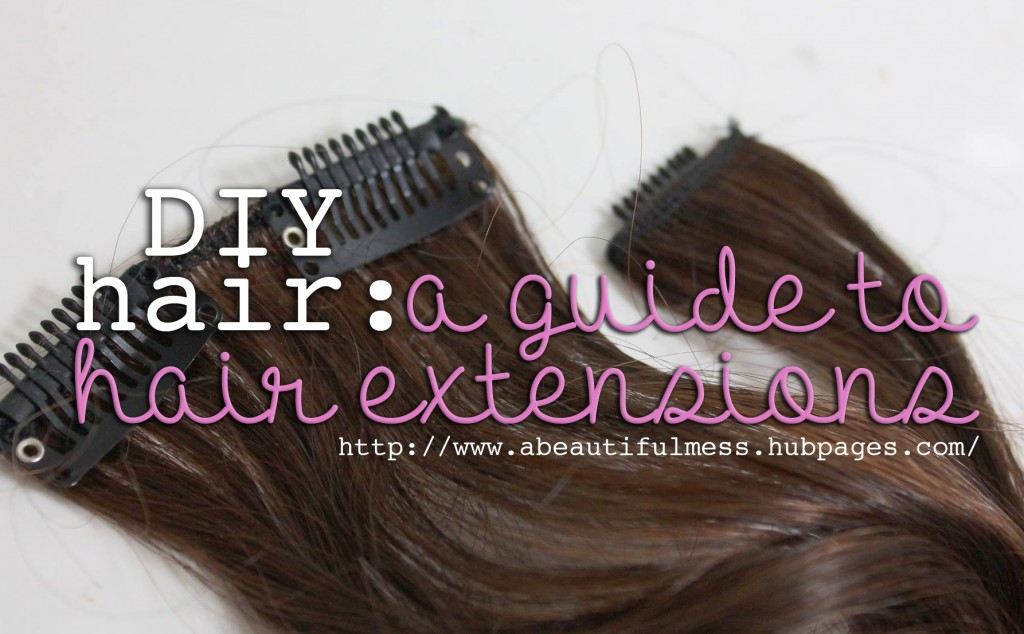 DIY Hair A Guide To Hair Extensions Bellatory