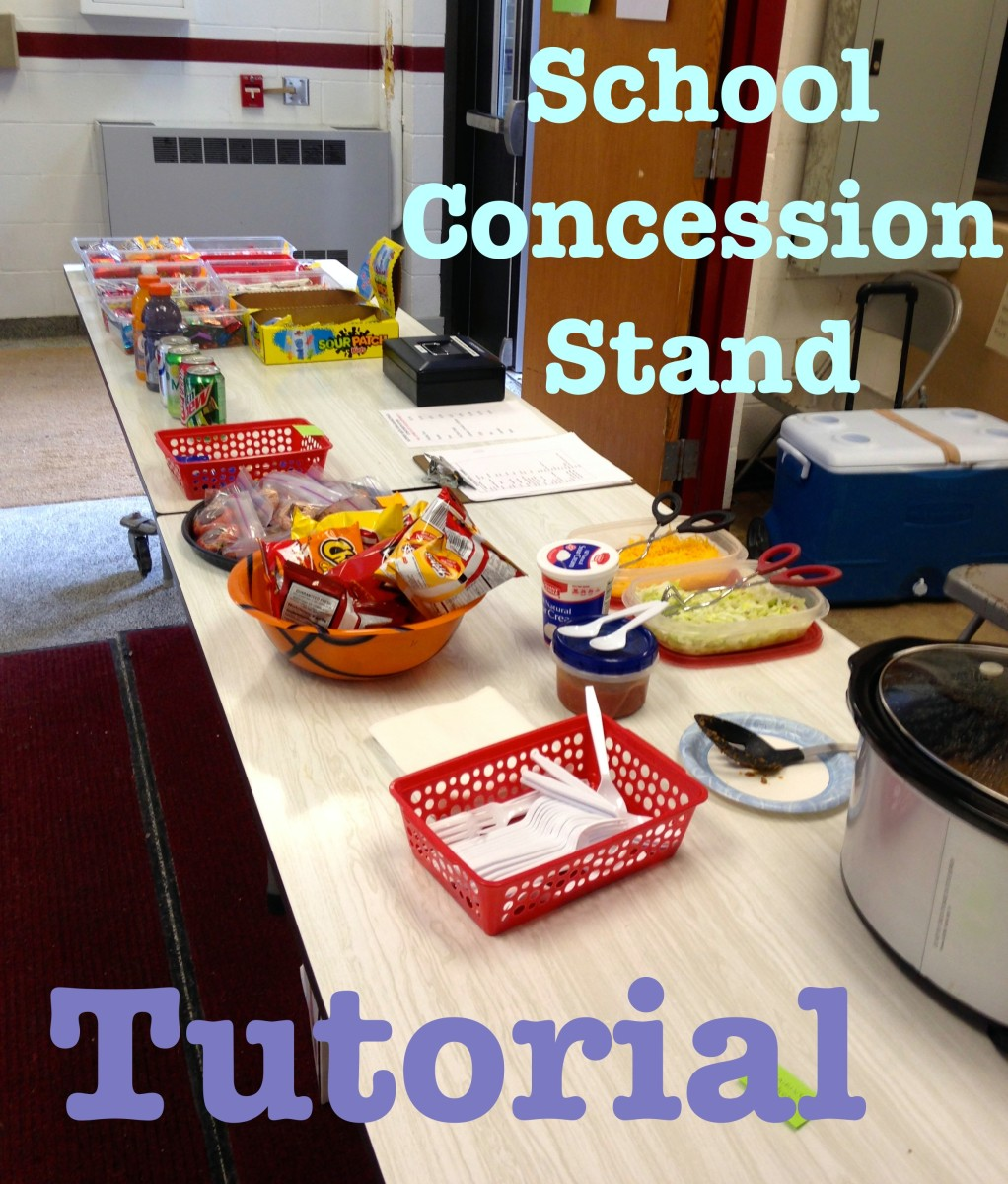 Concession Stand Worker Cover Letter How To Run A School Concession Stand Owlcation