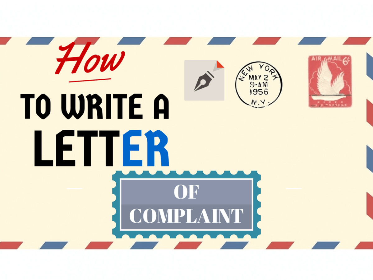 How To Write An Effective Letter Of Complaint To A Company: Step By Step  And Sample Letters | Toughnickel
